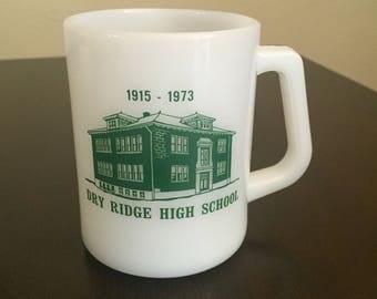 Federal Mug- Dry Ridge High School 1915-1973