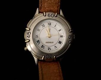 Modern Looking Timex Indiglo Watch