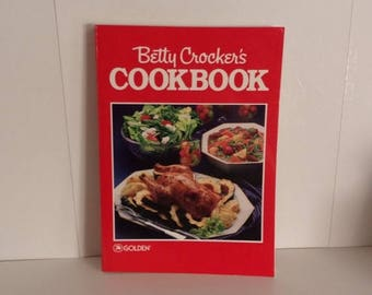 Betty Crocker's Cookbook * New and Revised Second Printing 1987