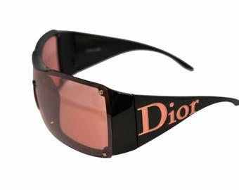 dior sunglasses 2 100% original vintage SUNGLASSES LUNETTES woman FEMME vintarare