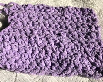Lavender Pot Holder