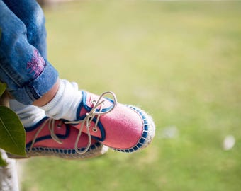 Handmade shoes for toddlers