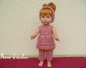 Compatible clothes for dolls Götz 27 cm (1)