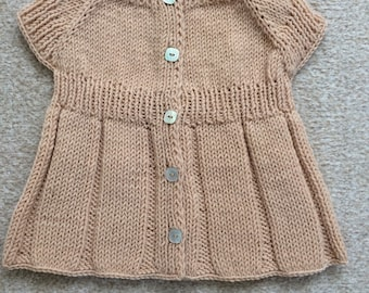 Baby Girl Dress, Age 6-12 Months