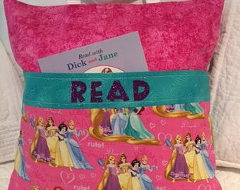 Disney Princess Read to Me Pillow