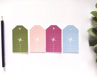 Gift tags, gift tag, birthday gift, anniversary gift, gift wrapping paper, stationery, labels