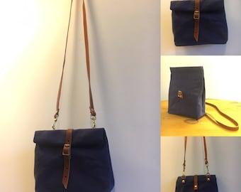 Micro Corbin, The Canvas Bag
