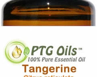 Tangerine Essential Oil - 15ML - PTG Oils