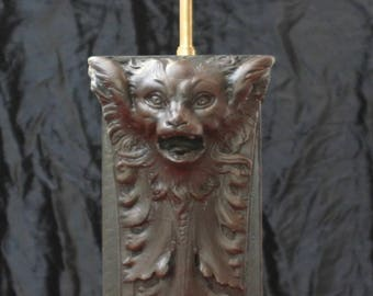 "Lamp Gothic ""Vampire"". Table lamp ""Vampire"""