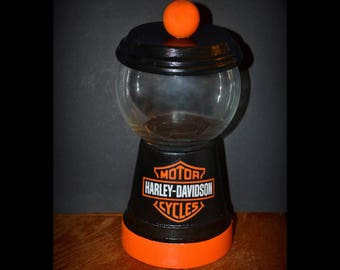 Harley Davidson Jar