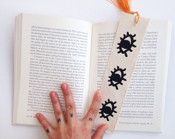 Ojito Soft Bookmark