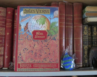 "Jules Verne - Michel Strogoff - ""Extraordinary Voyages"" - Adventures - France - 70's -"