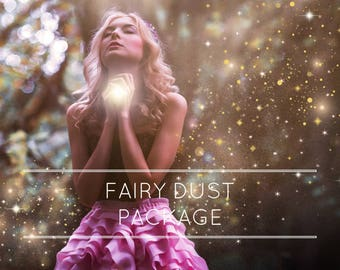 29 Fairy dust overlays, fairy dust, glitter overlay, star dust, sparkler overlays, photo overlays, photography overlay, digital art, bridal