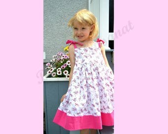 Summer dress for girl
