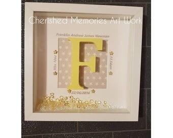 personalised keepsake frames
