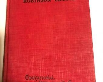 Adventures of Robinson Crusoe by Daniel Defoe