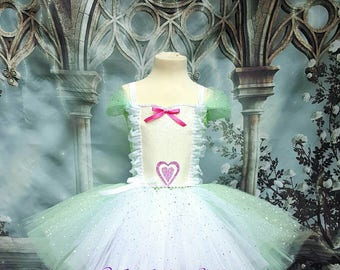 Nella the princess knight tutu dress
