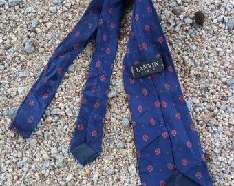 LANVIN necktie