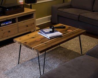 western coffee table | etsy