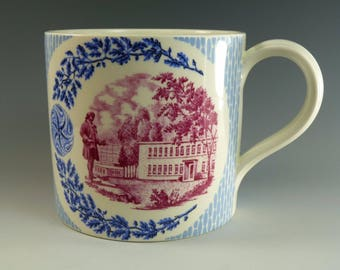 WEDGWOOD Pottery - Bicentenary Mug by Robert Goodden - 4""