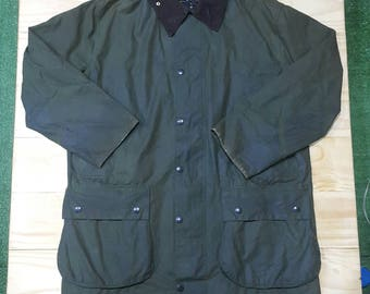 Authentic A200 Border Jacket Barbour
