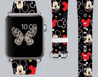 Apple watch band Genuine leather Apple Watch band 38mm Apple Watch band 42mm Iwatch band Leather Apple watch band 96