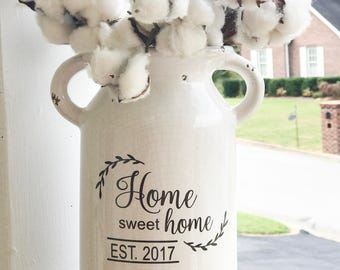 farmhouse style, house warming gift, home buyer gift, home sweet home sign, homeowner gift ideas, new homeowner needs, new homeowner