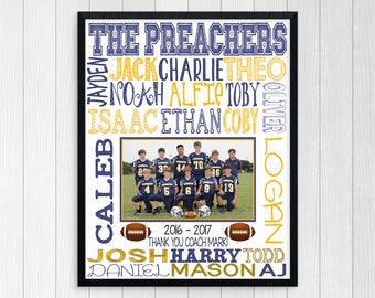 Football gifts | Etsy