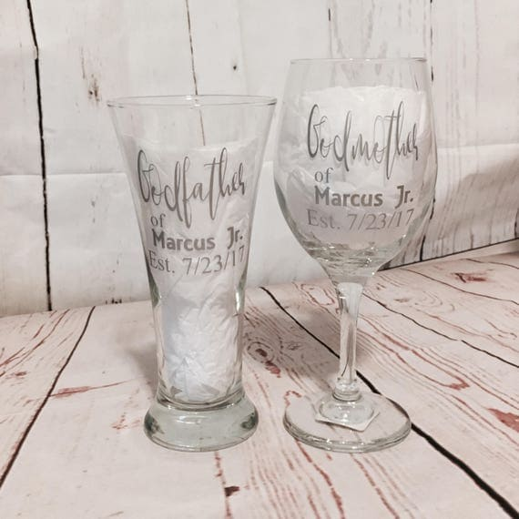 Gifts for wedding godparents
