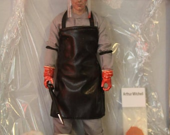 Dexter Morgan Action Figure Repaint (NEW WITH BOX)