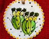 Handmade Barrel Cactus Or...