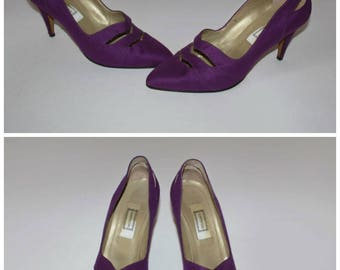 Free shipping! Gianni Versace Vintage shoes designed by Sergio Rossi