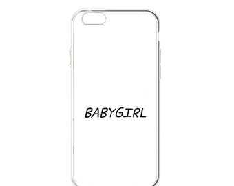 "iPhone ""BabyGirl"" Case"