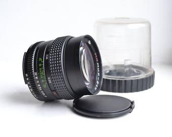 MC Mir-24N 24H Rare Russian Iens 2/35 for Nikon cameras, S/N 940740
