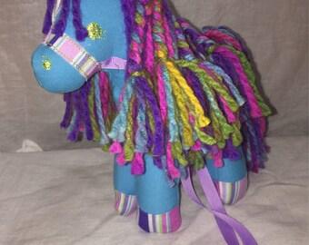 Stuffed Pony