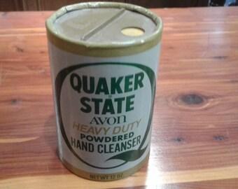 Avon/Quaker State Hand Cleanser