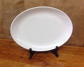 Vintage  Homer Laughlin Oval Platter