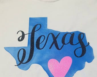 Texas t-shirt/home shirt/fun shirt