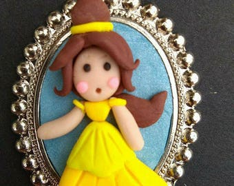 Surprised Princess - Belle