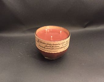 Blanton's Candle Bourbon WHISKEY BOTTLE Candle. Buffalo Trace Distillery. 750ML. Made to Order !!!!!!