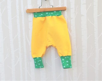 Bloomers, Pumphose, wax trousers, jeans, size 62/68,, gift