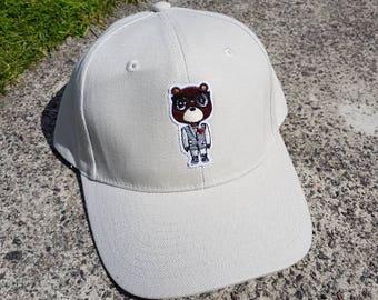 Drop out bear cap