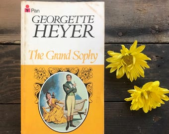 Vintage book Heyer, Georgette  A beautiful and unique edition
