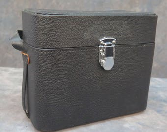 Vintage Spiratone Hard-sided Camera Case in good condition