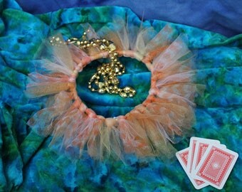 "Bright and Sunny 16""  Doll Tutu"