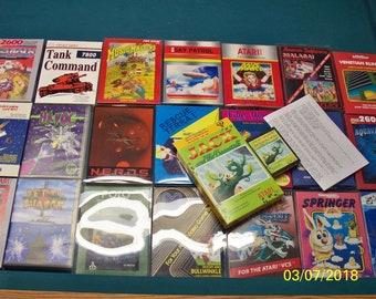 Atari 2600/7800 Jack & The Beanstalk!!