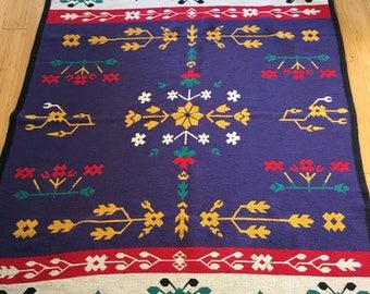 Vintage 90's LL Bean blanket