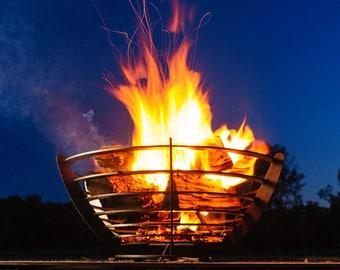 Blaze Latitude Steel Fire Pit