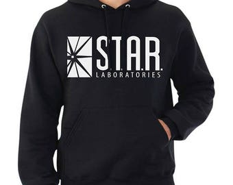 Star Laboratories S.T.A.R. Labs Hooded Sweatshirt