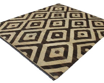 FREE SHIPPING-Handmade Antique Rug